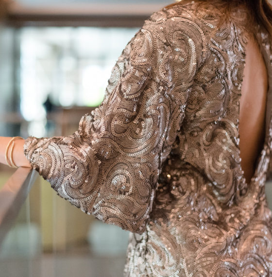 When It Comes to the Holidays – Sparkly Dresses Get The Love