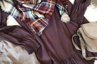 Blanket Scarves Go With Everything!