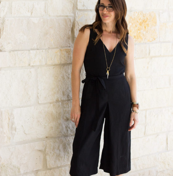 Jumpsuit into Spring