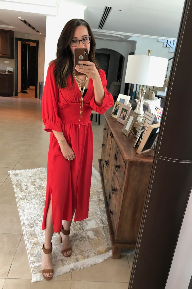 Day Dress to Date Night